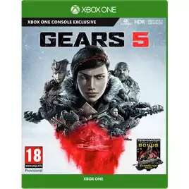 Gears 5 Xbox One Game - £7.99 (Free Click & Collect) @ Argos