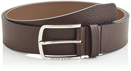 BOSS Men's Leather Belt - 105cm only - £18.35 (+£4.49 Non-Prime) @ Amazon
