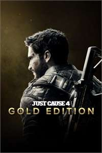 Just Cause 4 Gold Edition Xbox One* £12.49 @ Microsoft Store
