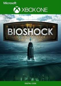 [Xbox One] BioShock: The Collection Remastered - £7.29 @ CDKeys