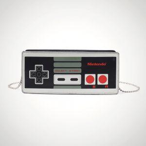 Nintendo nes clutch bag £3.97 (minus 10% with code) plus £3.99 p&p @ Menkind