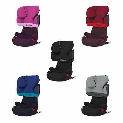 Cybex X-Fix Car seat group 2/3 Isofix various colours £67.71 Uberkids ebay