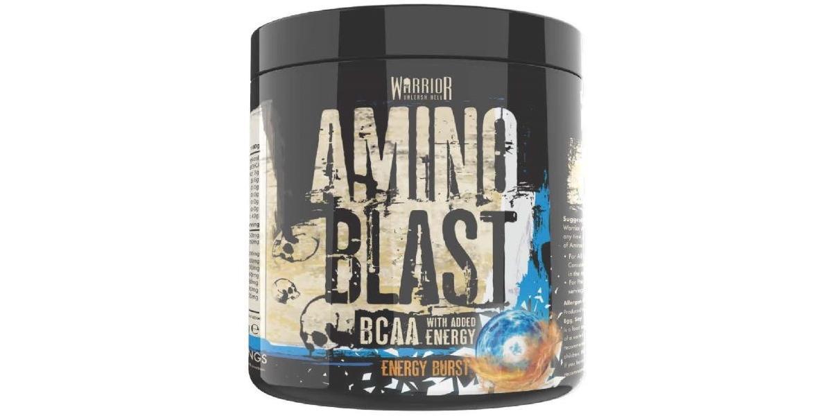 Amino Blast, Sour Apple - 270 grams (expires: 2021/03/31) £8.79 + £1.95 P&P @ Power Body