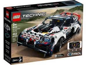 Lego Technic 42109 Top Gear Rally Car - £50 @ Argos (free C&C only, Limited Stock)