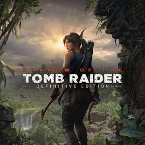 Shadow of the Tomb Raider Definitive Edition PS4 £12.49 Playstation Store