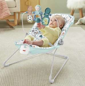 Fisher-Price Signature Terazzo Baby Bouncer - £19.99 with code at Argos free click & collect