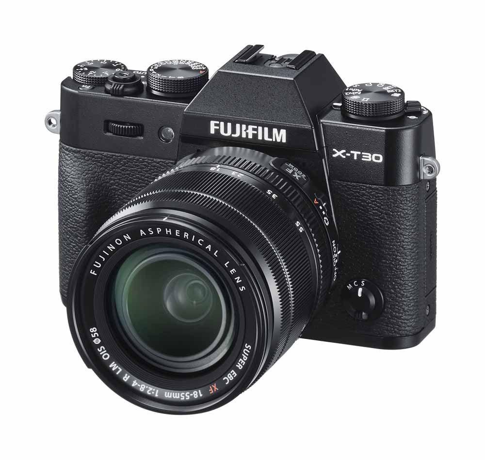 Refurbished FUJIFILM X-T30 Kit Digital Camera (XF18-55mm Lens) £849 Fujifilm Shop