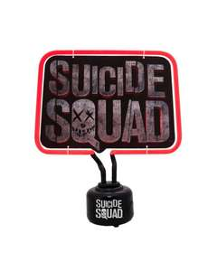 Official Suicide Squad Logo Neon Light Sign / Night Light for £4.99 delivered @ geekstore