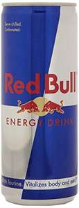 Red Bull 250ml - 2 for £1.00 + £3 Delivery @ Approved Foods