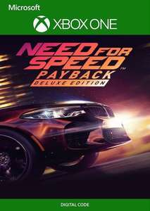 [Xbox One] Need For Speed Payback Deluxe Edition - £6.99 @ CDKeys