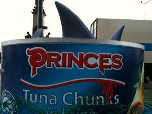 Prince's Tuna Chunks 6 Can Packs in Sunflower Oil/Brine/Spring Water are £3.99 @ Farmfoods
