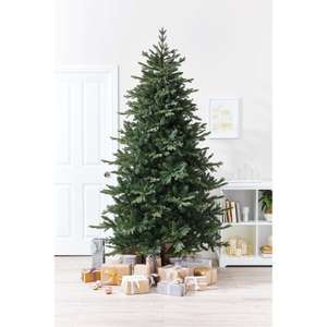 """7ft 6"""" Norwegian Artificial Spruce Christmas Tree - £23.75 Instore only @ Homebase, Bodmin"""