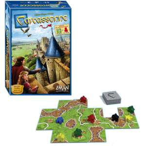 Carcassonne Strategy Game (2015 New Edition) - £17.99 / £20.98 delivered @ IWOOT