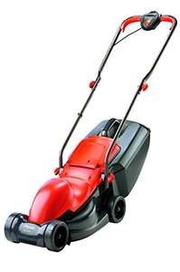 Flymo Easimo Electric Wheeled Lawn Mower, 900 W, Cutting Width 32 cm £47.45 @ Amazon