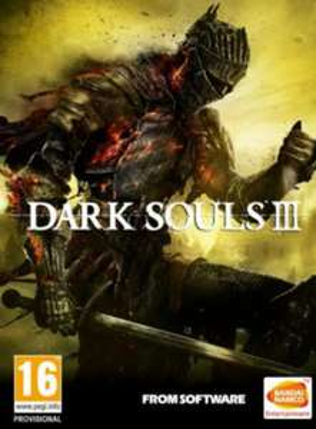 Dark Souls 3 Deluxe Edition PC - £14.99 @ Steam Store