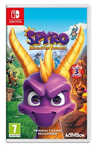 Spyro Reignited Trilogy (Nintendo Switch) £20.99 at Amazon