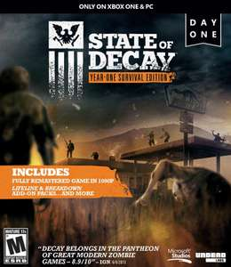 PC State of Decay YOSE edition £3.87 at Steam Store