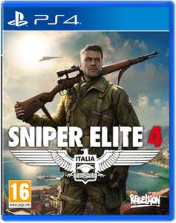 Sniper elite 4 (PS4) @ PlayStation Network