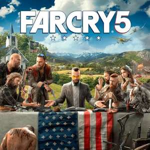 Far Cry 5 (PS4) - £9.99 @ PlayStation Network