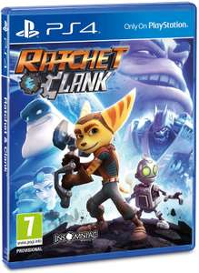 Ratchet and Clank (PS4) - £6.97 delivered at Currys PC World / eBay