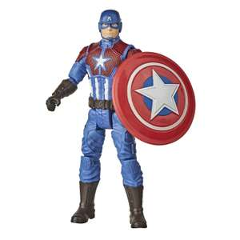 Hasbro Marvel Gamerverse Captain America,Thor and Iron Man £5 each @ Argos - free click & collect