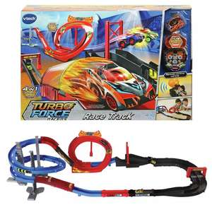 VTech Turbo Racers Race Track - £20 For Click & Collect @ Argos