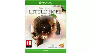 The Dark Pictures Anthology: Little Hope on Xbox One - £14.99 @ Simply Games