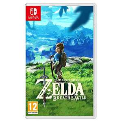 The Legend of Zelda: Breath of the Wild (Nintendo Switch) - £43.99 Amazon
