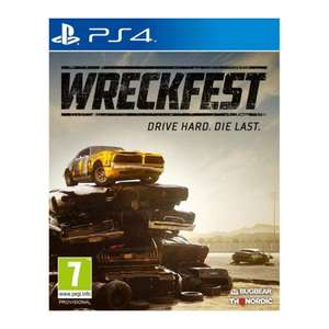 [Xbox One/PS4] Wreckfest - £14.95 delivered @ The Game Collection