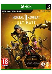 Mortal Kombat 11 Ultimate [Xbox One / Series X / NIntendo Switch] £29.99 delivered @ Simply Games