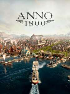 Anno 1800 - £16.49 / £6.49 with $10 voucher @ Epic games store