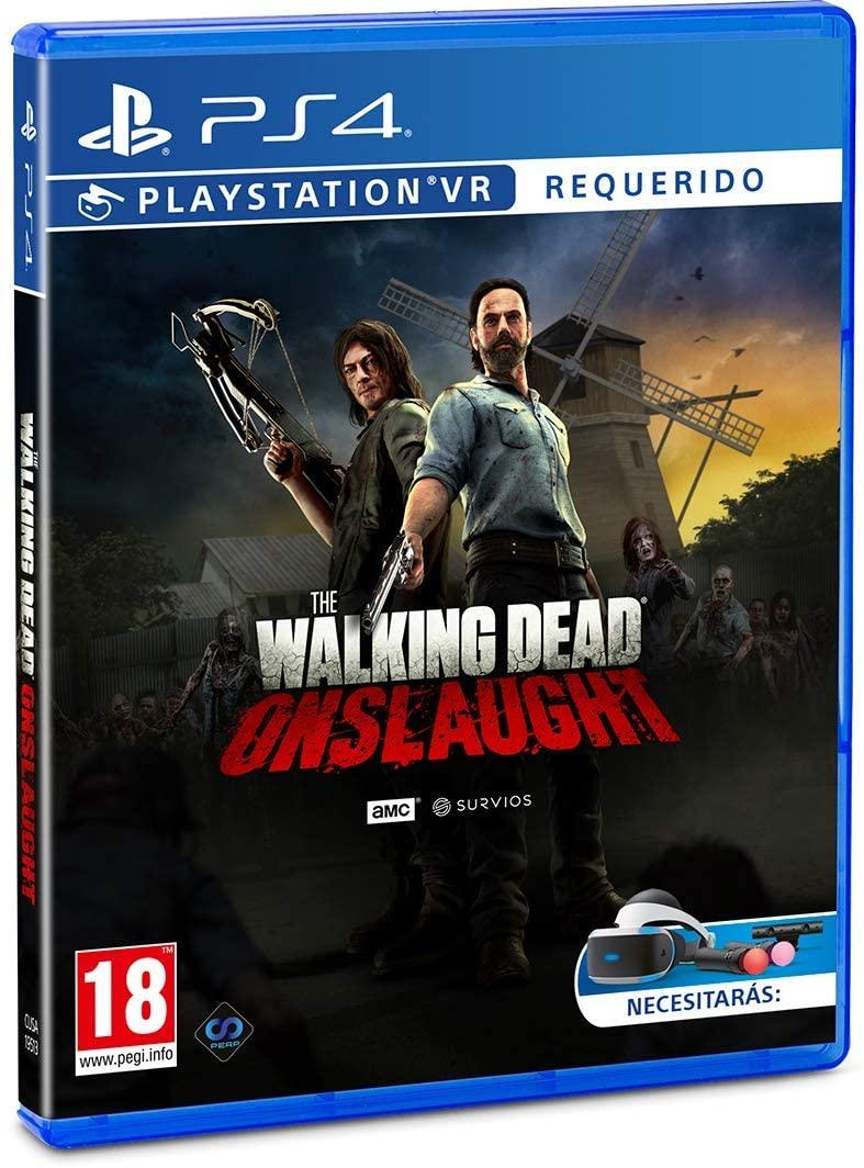 The Walking Dead: Onslaught (PS4) £16.85 Delivered @ Base