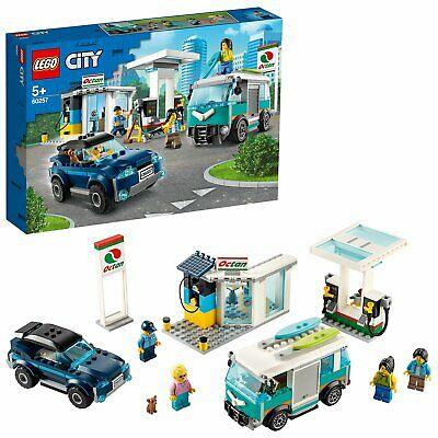 LEGO City Turbo Wheels Service Station Building Set - 60257 £22.50 + £3.95 delivery eBay Argos