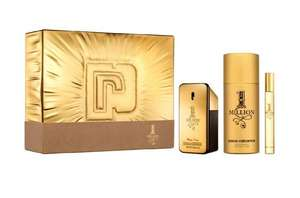 Paco Rabanne 1 Million Eau De Toilette 50ml Gift Set £33.33 with Free Delivery From Boots