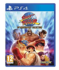 [PS4] Street Fighter 30th Anniversary Collection - £9.24 @ PlayStation Store
