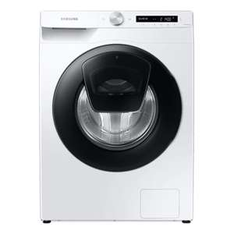 Samsung SmartThings WW5500 (WW80T554DAW) Washing Machine with AddWash and ecobubble - 8kg 1400rpm @ Samsung Store