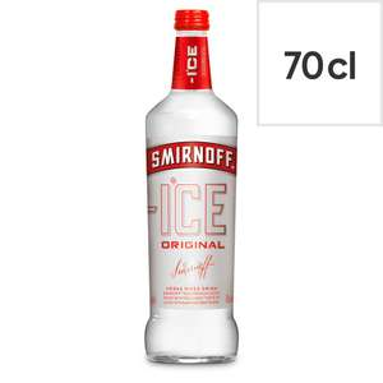 Smirnoff Ice 70cl £2.50 (clubcard price) @ Tesco