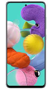 Samsung Galaxy A51 128GB Blue - 100GB Data, Unlimited Texts/Minutes on 3 Network - £23 per month - £552 (Possible £192 cashback) @ Fonehouse