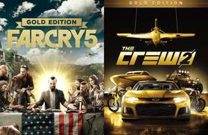 Far Cry 5 Gold Edition or The Crew 2 Gold Edition (PC) - £14.99 @ Epic games (£4.99 with voucher)