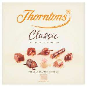 Thorntons Classic Collection 262G £4.50 @ Asda (Oadby)