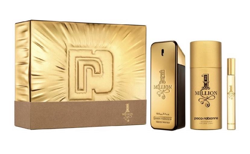 Paco Rabanne 1 Million Eau De Toilette 100ml Gift Set £46 Boots