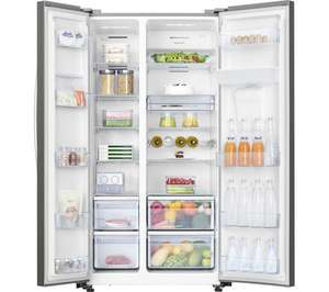 KENWOOD KSBSDX20 American-Style Fridge Freezer (frost free) 562 litres - Inox - £449.99 delivered with code @ Currys PC World
