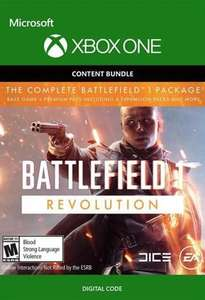 (Xbox One) Battlefield 1 Revolution and Battlefield 1943 - £1.99 @ CDKeys