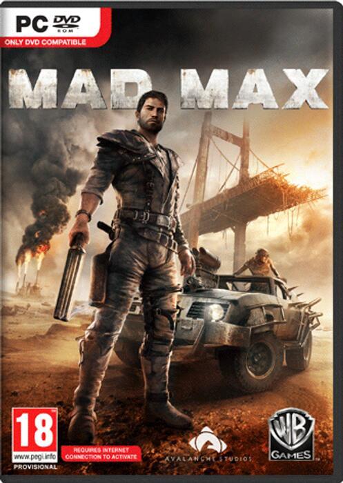 Mad Max (PC) - £1.49 @ CDKeys