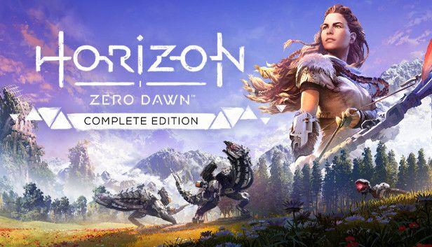 [PS4] Horizon Zero Dawn Complete (US Account) - £4.99 / God Of War - £5.99 @ CDKeys