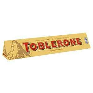 Almond 360g Toblerone Swiss Milk Chocolate with Honey and Almond 360g - £2 Superdrug Order & Collect