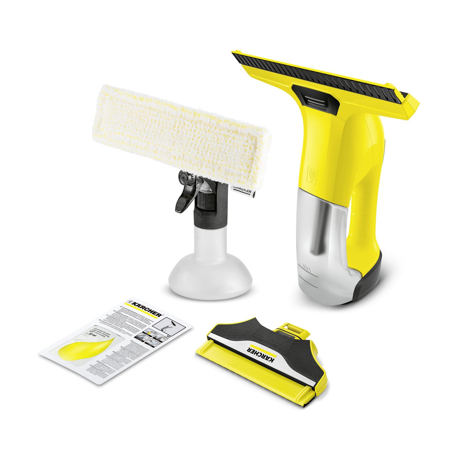 Karcher WV 6 Plus N Window Vacuum Cleaner 3 Year Guarantee £74.99 Karcher