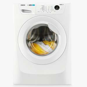 Zanussi ZWF01483W Washing Machine, 10kg Load, A+++ Energy Rating, 1400rpm Spin, White £329 John Lewis & Partners