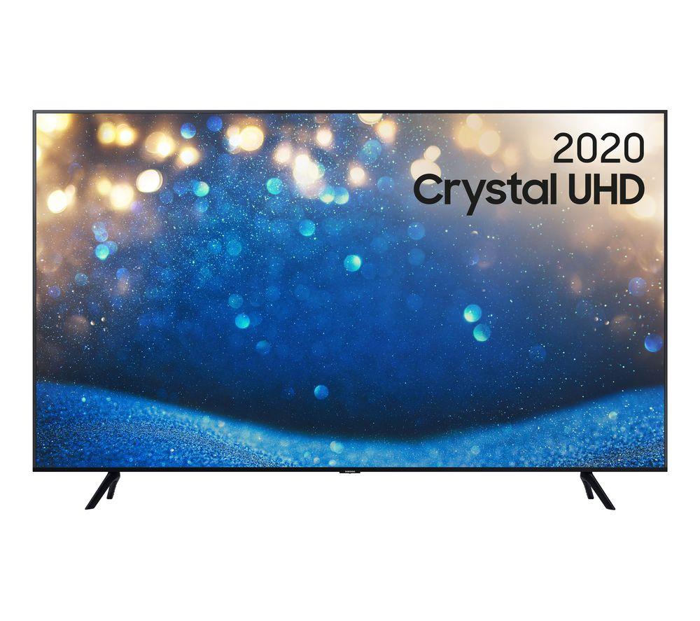 """SAMSUNG UE50TU7020KXXU 50"""" Smart 4K Ultra HD HDR LED TV 349.00 Delivered @ Currys"""
