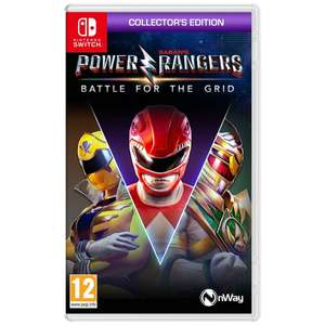 Power Rangers Battle for the grid (Nintendo Switch) £19.99 Smyths Toys Free Click & Collect o